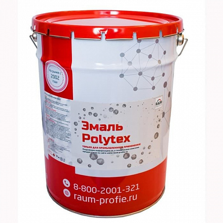 Enamel on metal Polytex ST 3390
