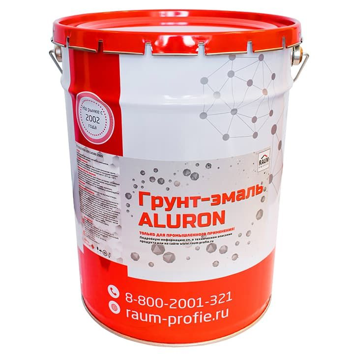Primer-enamel on metal ALURON UR