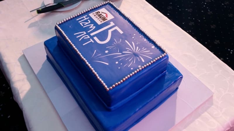 "Group of companies ""RAUM-PROFIE"" celebrated its 15th anniversary!"